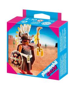 Playmobil indianer medicinmand 4749 western