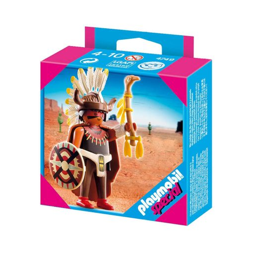 Playmobil medicinmand 4749 western