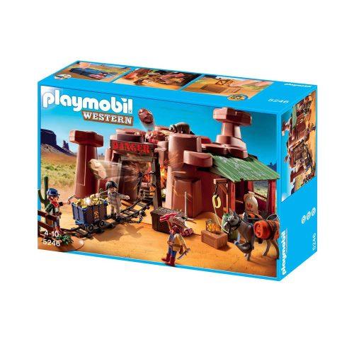 Playmobil Guldmine 5246 western