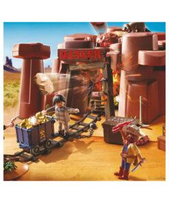 Playmobil Western 5246 Guldmine