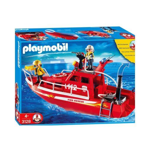 Playmobil brandbåd 2138