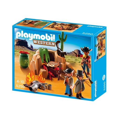 Playmobil banditlejr 5250