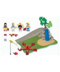 Playmobil 4132 legeplads med karussel