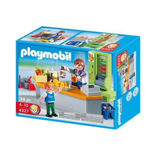 Playmobil 4327 skolekantine