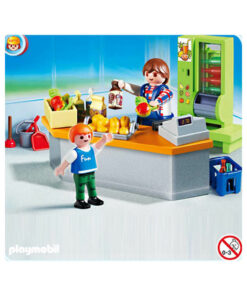 Playmobil 4327 kantine