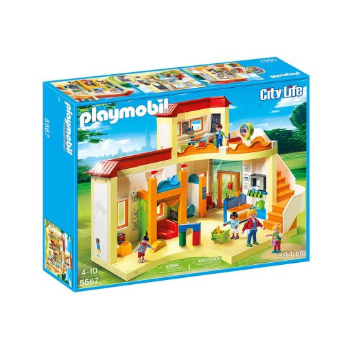 Playmobil børnehave 5567