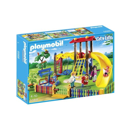 Playmobil børnenes legeplads 5568