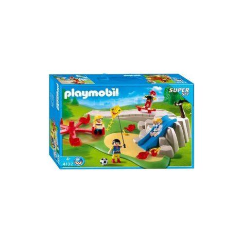 Playmobil legeplads 4132 restparti