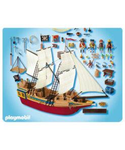 Playmobil sørøverskib 4290