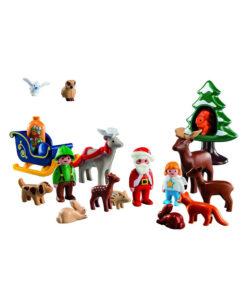 Playmobil 5497 jul i skoven