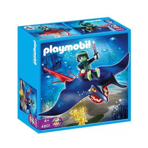Playmobil 4801 rytter på pilrokke