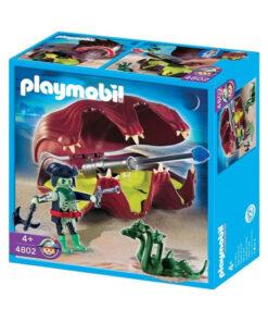 Playmobil 4802 spøgelsespirat med musling og kanon