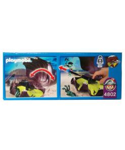 Selvlysende Playmobil spøgelsespirat og mussling