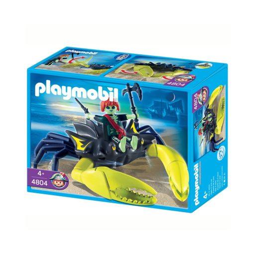 Playmobil 4804 kæmpekrabbe med spøgelsespirat