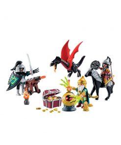 Playmobil 5493 drager og ridder pakkekalender