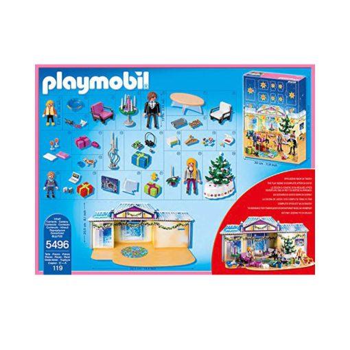 Eventyrlig Playmobil pakkekalender til 4-10 årige børn. 24 låger med julemandens værksted. Bestil til 210 kr. i webshoppen og få leveret på 3-5 dage.