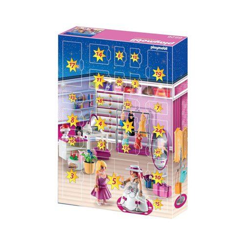 Playmobil 6626 udklædningsparty pakkekalender