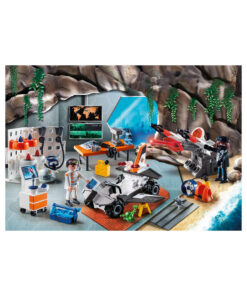 Playmobil Top Agents julekalender 9263