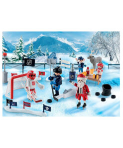 Playmobil NHL Hockey julekalender 9017