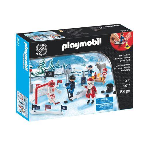Se Playmobil NHL julekalender 9017