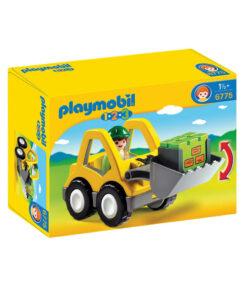 Playmobil 1-2-3 6775 Gravko