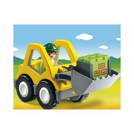Playmobil 1-2-3 Gravko 6775