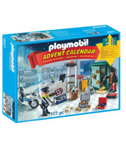 Playmobil 9007 politiaktion julekalender