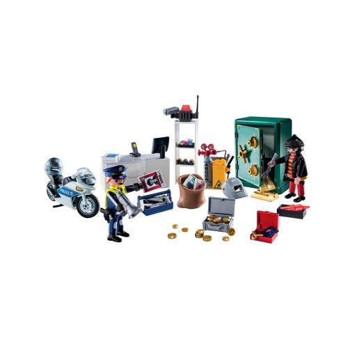 Playmobil 9007 politiaktion pakkekalender julekalender