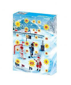 Playmobil NHL Hockey julekalender 9017