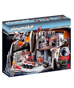 Playmobil Top Agents 4875 hovedkvarter