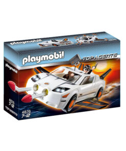 Playmobil Top Agents 4876 soirtsvigb