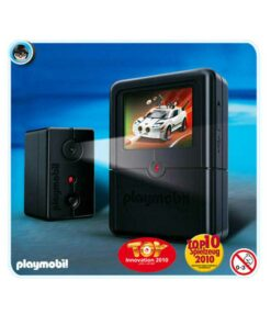Playmobil Top Agents 4879 Spionkamera