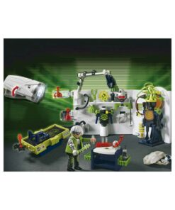 Playmobil Top Agents 4880 Robo Gangsters Laboratorium