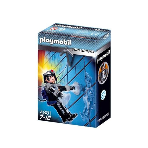 Playmobil Top Agents 4881 Special Agent