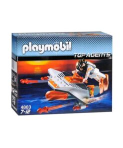 Playmobil Top Agents Torpedodykker 4883