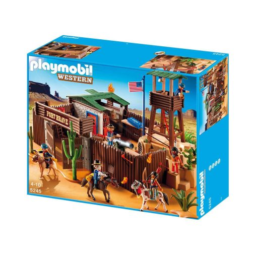 Playmobil Stort Western Fort 5245