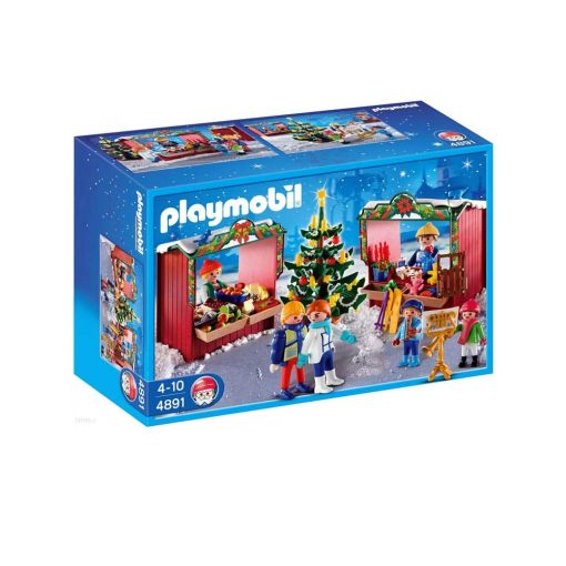 Playmobil julemarked 4891 æske