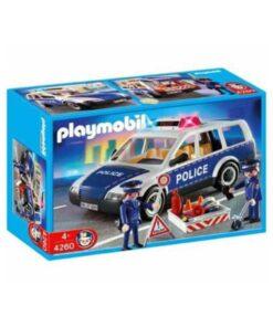 Playmobil politibil 4260