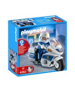 Playmobil politi motorcykel 4262