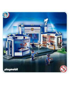Playmobil 4264 politihovedkvarter politistation