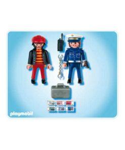 Playmobil politibetjent og tyv 4269