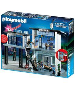 Playmobil politistation med alarm 5182