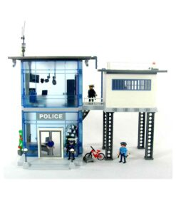 Playmobil 5182 politistation med alarm