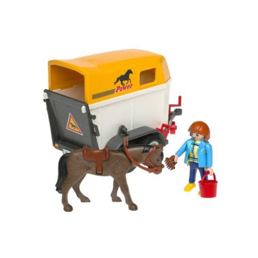 Playmobil Country 3249 Jeep med hestetrailer