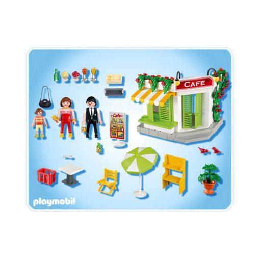 Playmobil Café 5129 indhold