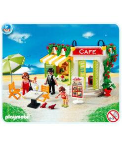 Playmobil Café 5129 opstilling