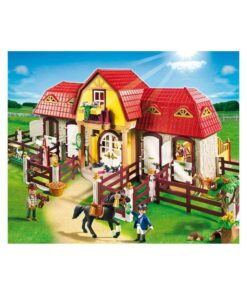 Playmobil Country 5221 stor rideskole