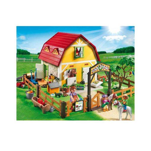 Playmobil Country 5222 Bbørnenes ponygård