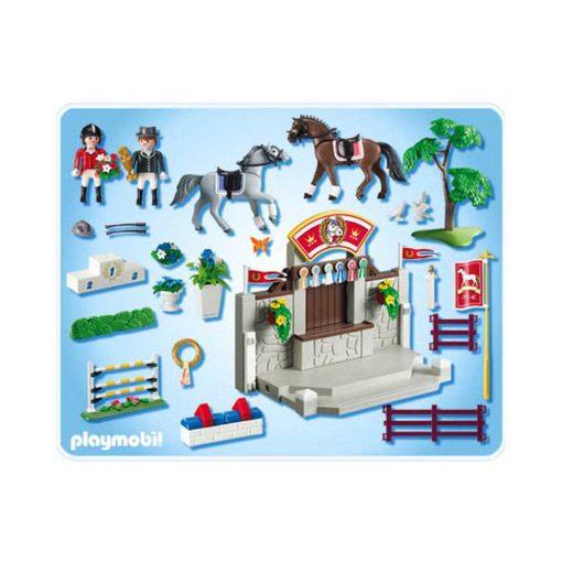 Playmobil Country hestestævne 5224 bagside
