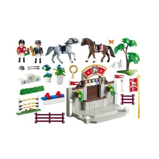 Playmobil Country hestestævne 5224 indhold